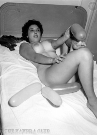 Unknown 1950's Woman-02 (1280)