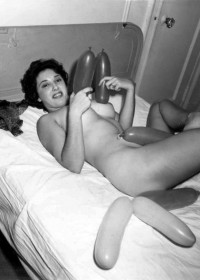 Unknown 1950's Woman-08 (1280)